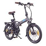 NCM London (+) E-Bike, E-Faltrad, 250W, 36V 15Ah/19Ah...