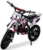 Actionbikes Motors Kinder Mini Crossbike Gazelle 49 cc...