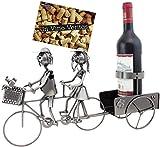 Brubaker Flaschenhalter Paar auf Tandem Fahrrad Metall...