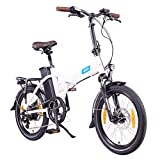 NCM London (+) E-Bike, E-Faltrad, 250W, 36V 15Ah/19Ah...