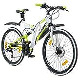 Galano 26 Zoll MTB Fully Volt DS Mountainbike...