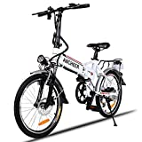 E-Bike mit 20 Zoll Klapprad Pedelec Elektrofahrad mit...
