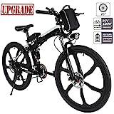 Hiriyt Faltbares E-Bike,36V 250W Elektrofahrräder,...