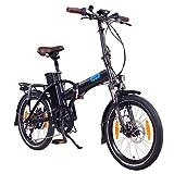 NCM London (+) 20 Zoll E-Bike, E-Faltrad, 36V 15Ah /...