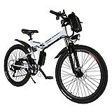 Minilism Faltbares E-Bike, Elektrofahrrad Klapprad 36V...