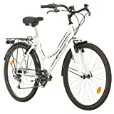 Multibrand Distribution Probike 26 City Zoll Fahrrad...