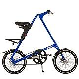 Falt Fahrrad Strida SX 18 Zoll 1S in Farbe Blue Man