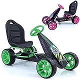 Hauck Go-Kart Sirocco für Kinder von 4-12 Jahren ,...