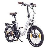 NCM Paris (+) E-Bike, E-Faltrad, 250W, 36V 15Ah/19Ah...