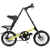 Falt Fahrrad Strida EVO 18 Zoll 3S in Farbe Neongelb