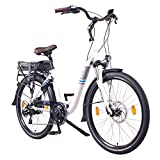 NCM Munich 26' E-Bike City Rad, 250W, 36V 13Ah 468Wh...