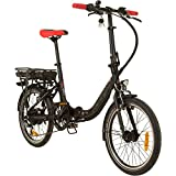 REMINGTON City Folder 20 Zoll Faltrad E-Bike Klapprad...