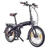 NCM Lyon E-Faltrad, Klapprad, E-Bike, Elektrofahrrad,...