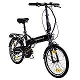 Zündapp Faltrad E-Bike 20 Zoll Z101 Klapprad Pedelec...