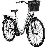 Zündapp E Damenrad 700c E-Bike Pedelec Z510 Citybike...
