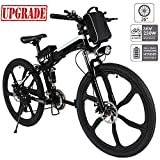Hiriyt Faltbares E-Bike,36V 250W Elektrofahrräder, 8A...