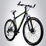 Bergsteiger Detroit 29 Zoll Mountainbike, geeignet ab...