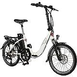 AsVIVA E-Bike Elektro Faltrad B13 mit 36V 15,6Ah...