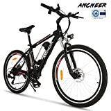 ANCHEER e Bike Elektrofahrrad Faltbares Mountainbike,...