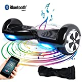 BEBK Hoverboard, 6.5' Elektro Scooter mit Bluetooth...