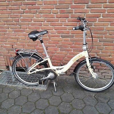 TOP Dahon Glide Fahrrad Klapprad Faltrad 8 Gang 24 Zoll