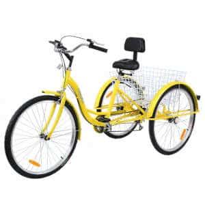 Dreirad für Erwachsene Test