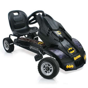 Hauck Batman Go-Kart Test