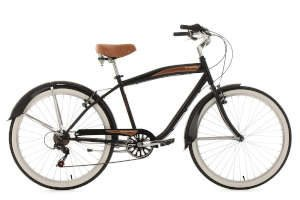 KS Cycling Vintage Cruiser Test